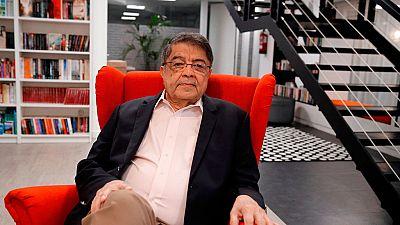 El escritor nicaragüense Sergio Ramírez, galardonado con el Premio Cervantes