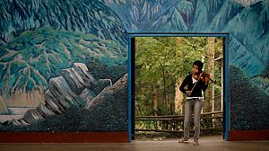 Los violinistas de Kalimpong