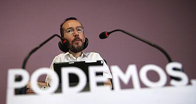 Podemos asegura que podria pactar con ERC si pone el acento en la agenda social y no en la independencia