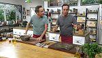 Torres en la cocina - Arroz de nabo y rodaballo con setas