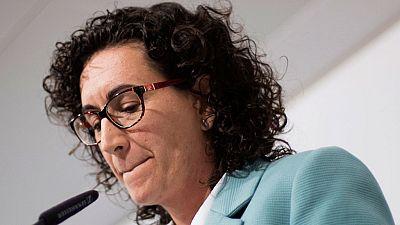 Marta Rovira afirma que el Gobierno amenazó con usar armas de fuego contra la población el pasado 1-O
