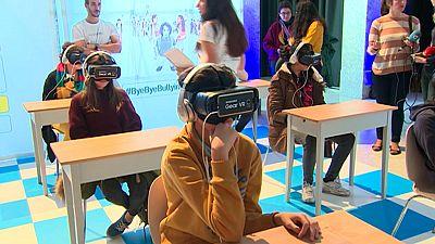 La realidad virtual también sirve para vivir experiencias de bullyng
