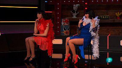Programa Inesperat -  L'Anna i la Judit fan el número musical de Cabaret