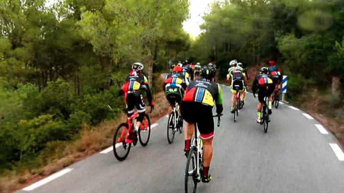 Ciclismo - Marcha cicloturista Olocau - ver ahora
