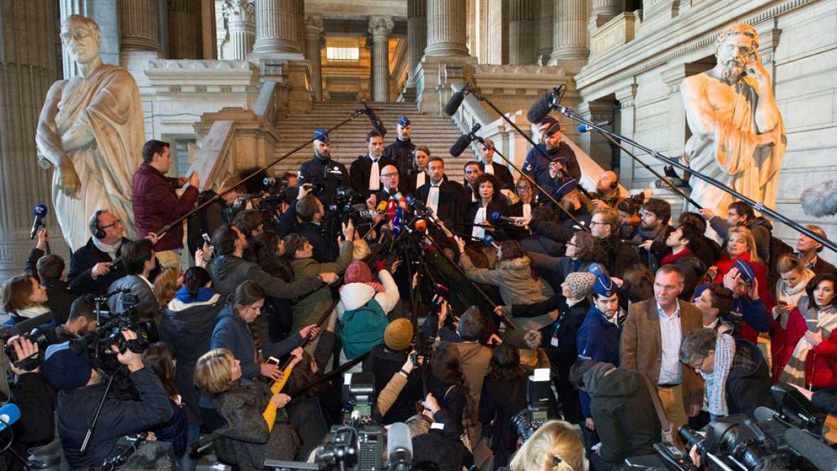 La Fiscalía belga, favorable a la entrega de Puigdemont y los exconsejeros a España
