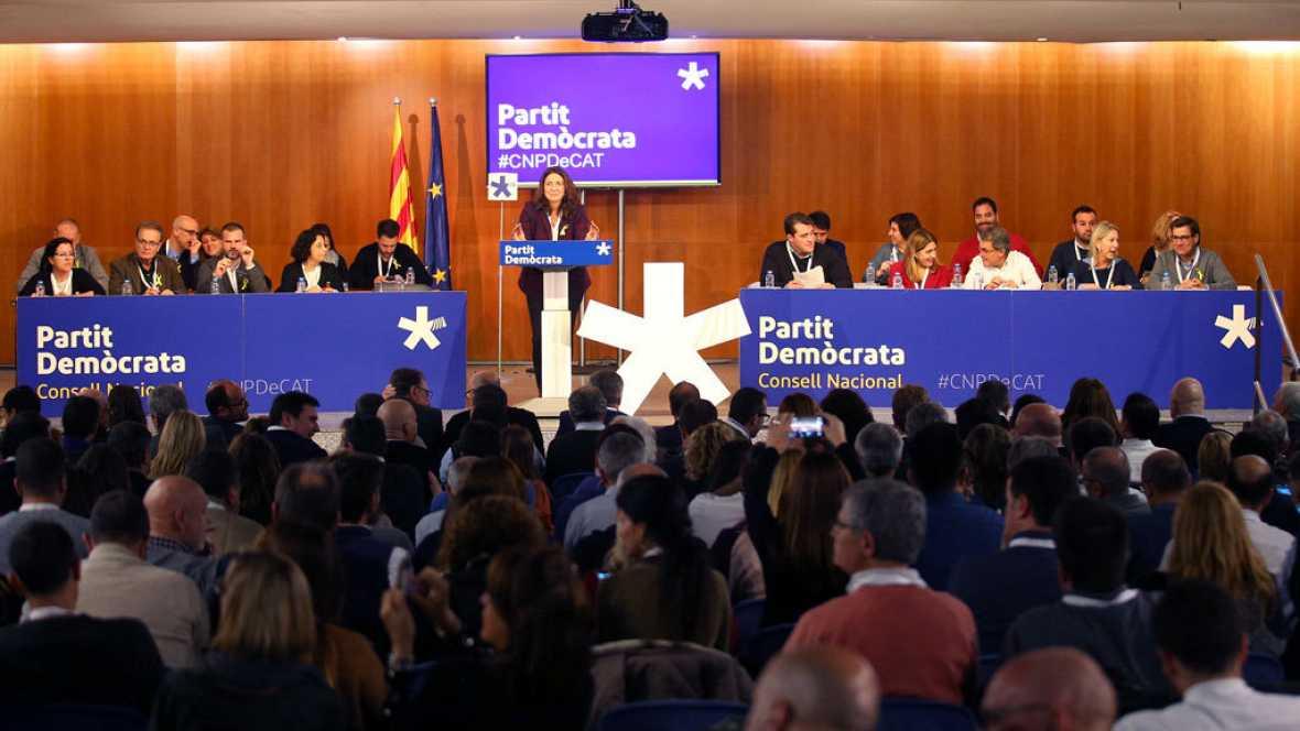Cierran sus listas las fuerzas políticas que concurren a las elecciones del 21D