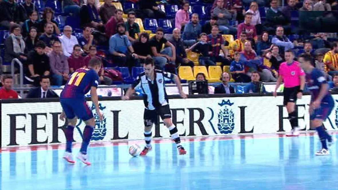 Fútbol Sala - Liga Nacional. 11ª jornada: FC Barcelona Lassa - Levante UD FS - ver ahora