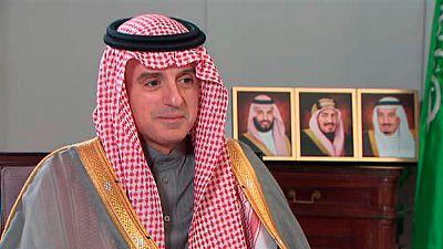 """El ministro de Exteriores saudí: """"La situación en Líbano no mejorará hasta que Hezbolá se desarme"""""""
