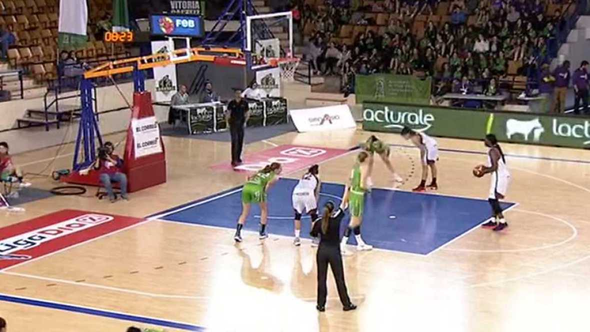 Baloncesto femenino - Liga DIA 8ª jornada: Lakturale Art Araski - Lointek Gernika Bizkaia