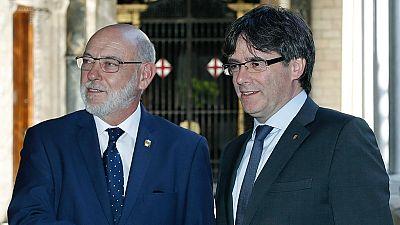 Maza, un juez que hizo frente desde la Fiscalía al desafío independentista de Cataluña