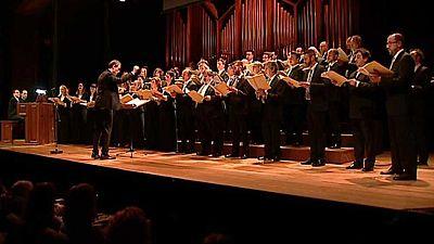 Los conciertos de La 2 - CORO RTVE Fundación Juan March (parte 2) (R.) - ver ahora