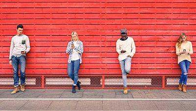 ¿Somos capaces de vivir sin el móvil?