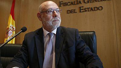 Muere José Manuel Maza, fiscal general del Estado