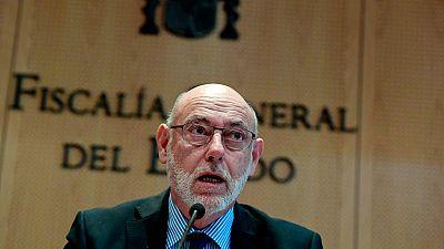 La embajada de España en Buenos Aires tramita la repatriación de los restos mortales del fiscal general del Estado