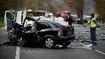 Las carreteras españolas se cobraron 1.810 vidas en 2016