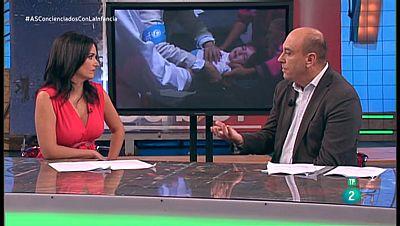 La Aventura del Saber. TVE. Javier Martos. UNICEF España