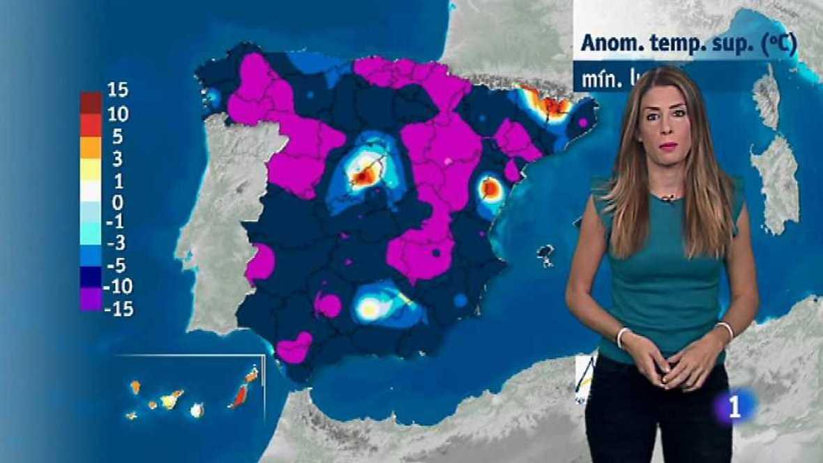 El tiempo en la Comunidad Valenciana - 20/11/17 - ver ahora