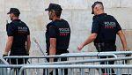 La división de Asuntos Internos de los Mossos cita a los agentes por su actuación el 1-O