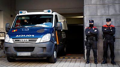 El juicio por la supuesta violación múltiple en los Sanfermines sigue con el análisis de las grabaciones