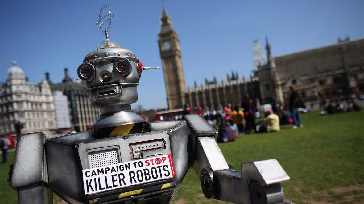 Científicos de todo el mundo piden a la ONU que prohíba los 'robots asesinos'