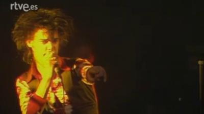 La edad de oro - Nick Cave and The Cavemen, Rubí y Tintín