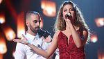 Operación Triunfo - Miriam canta 'La media vuelta' en la Gala 4 de OT