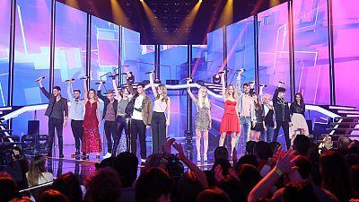 OT 2017 - Gala 4 - ver ahora