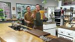 Torres en la cocina - Espaguetis con salmón y mero al vinagre