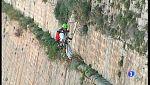 La restauració de les muralles d'Eivissa durarà dos anys.