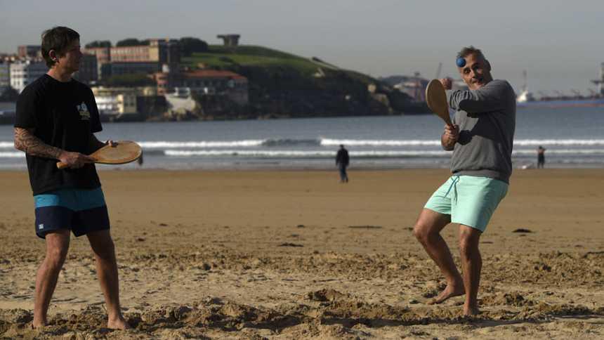 Un frente atlántico trae un temporal marítimo y de viento a Galicia y la mayor parte del área cantábrica