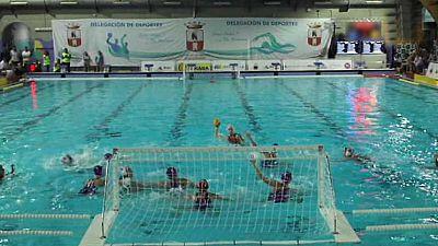 Waterpolo - Liga Mundial Femenina: España - Rusia, desde Sevilla - VER AHORA