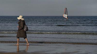 Lluvias fuertes en Galicia y vientos muy fuertes en norte peninsular