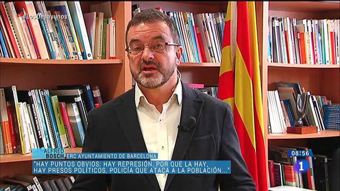 ERC y Junts per Catalunya negocian nueve puntos comunes ante las elecciones del 21-D