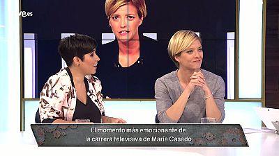 """Maria Casado: """"Este libro me reconcilió con mi profesión"""""""