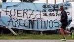 Argentina reconoce que hay pocas opciones de rescatar a los ocupantes del submarino