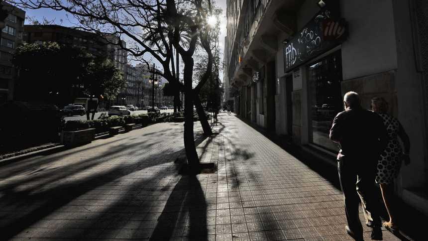 El Tiempo en la Comunidad de Madrid - 22/11/17