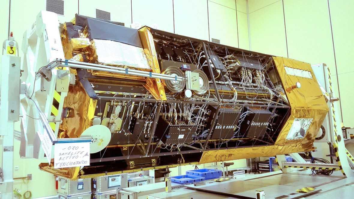 España pondrá en órbita en enero el satélite PAZ