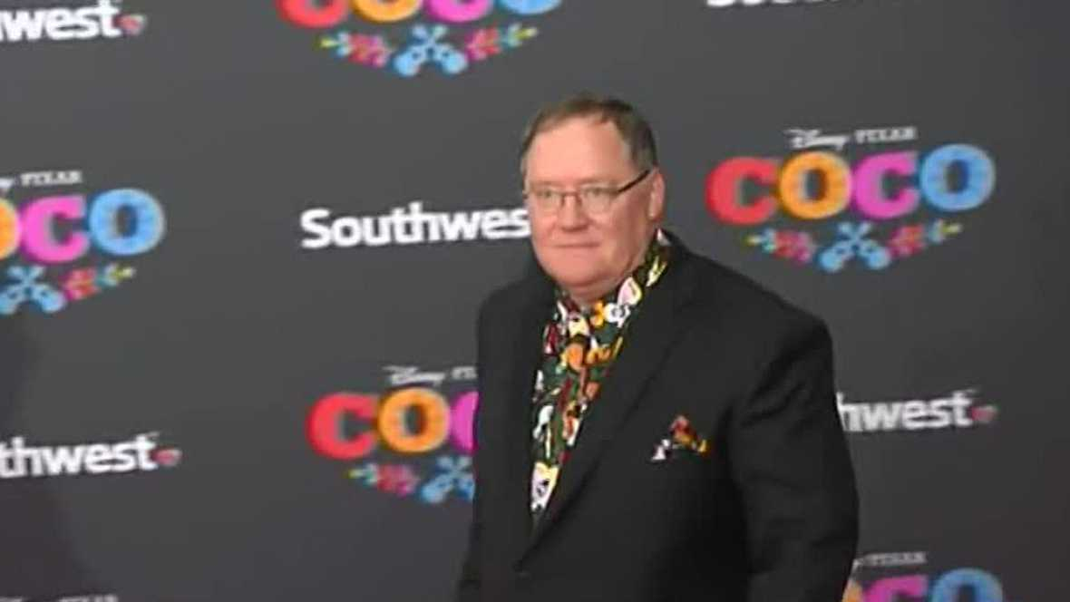 John Lasseter deja su puesto en Disney
