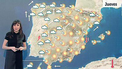 El Tiempo - Llegan las lluvias este viernes y el fin de semana