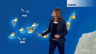 El tiempo en Canarias - 23/11/2017