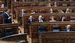 El Congreso ha aprobado por amplia mayoría el cupo vasco.