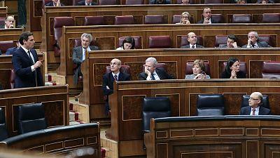 El Congreso ha aprobado por amplia mayoría el cupo vasco