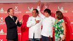 Abac, de Jordi Cruz, y Aponiente, de Ángel León, son los nuevos restaurantes tres estrellas de la guía Michelín