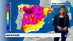 El tiempo en Andalucía - 23/11/2017