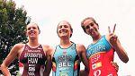 Mujer y deporte - Triatlón: Programa 3