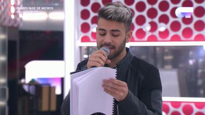 Operación Triunfo - Agoney cantará con Beatriz Luengo 'Más que suerte'