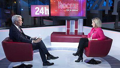 La noche en 24 horas - 23/11/17 - ver ahora