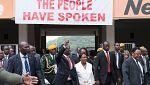 Mnangagwa jura como presidente de Zimbabue tras 37 años de mandato de Mugabe
