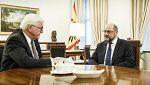 El SPD abre la posibilidad de negociar con Merkel para reeditar la Gran Coalición