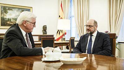 Alemania - El SPD abre la posibilidad de negociar con Merkel para reeditar la Gran Coalición